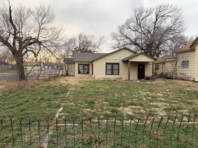 316 Georgia St, Amarillo, TX 79106 (#19-8437) :: Lyons Realty