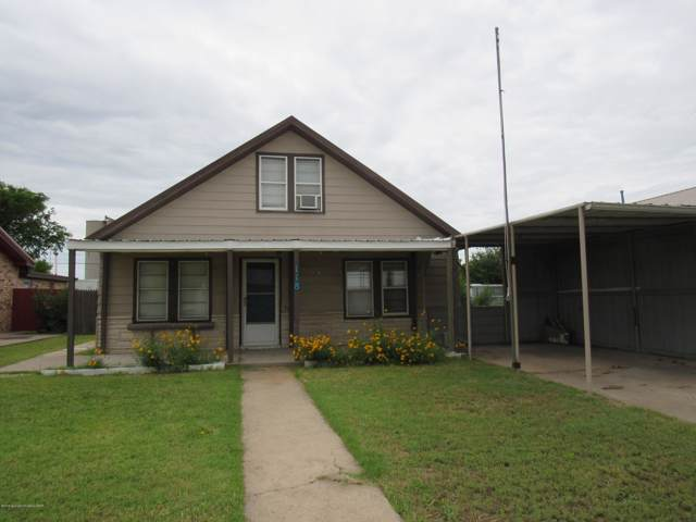 118 King Ave, Gruver, TX 79040 (#19-8456) :: Lyons Realty