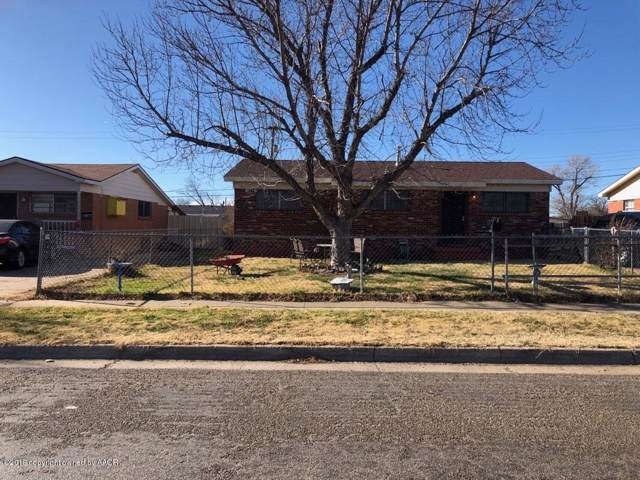 923 Heather St, Amarillo, TX 79107 (#19-8475) :: Lyons Realty