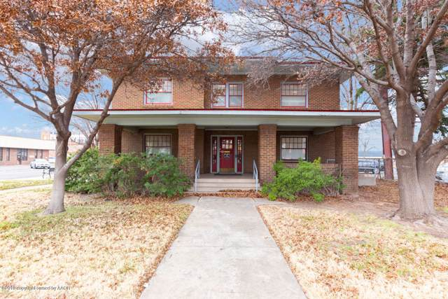 1118 Taylor St, Amarillo, TX 79101 (#19-8481) :: RE/MAX Town and Country