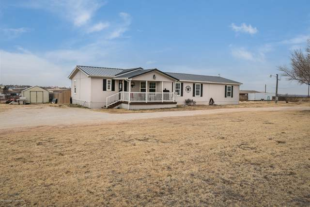4601 Hud Dr, Amarillo, TX 79124 (#19-8521) :: Live Simply Real Estate Group