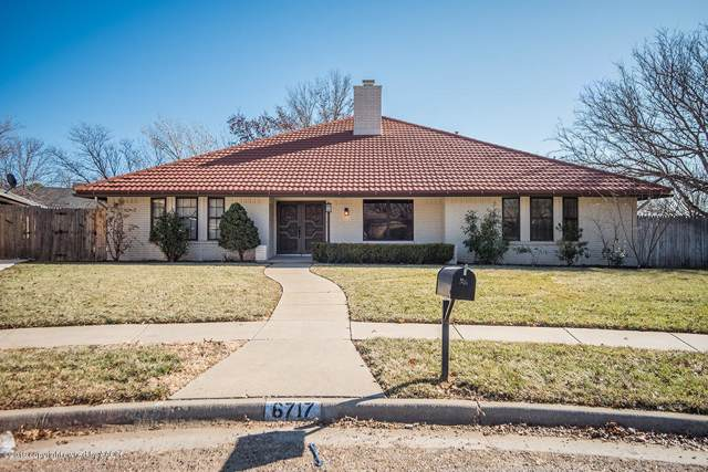 6717 Sandie Ct, Amarillo, TX 79109 (#19-8604) :: Keller Williams Realty