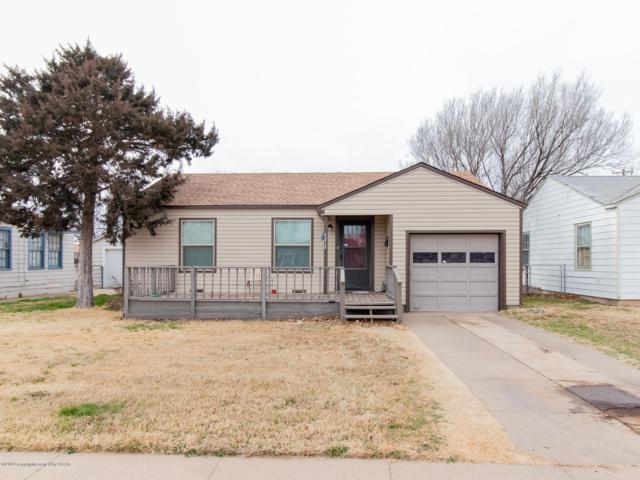 4212 Hughes St, Amarillo, TX 79110 (#19-893) :: Edge Realty