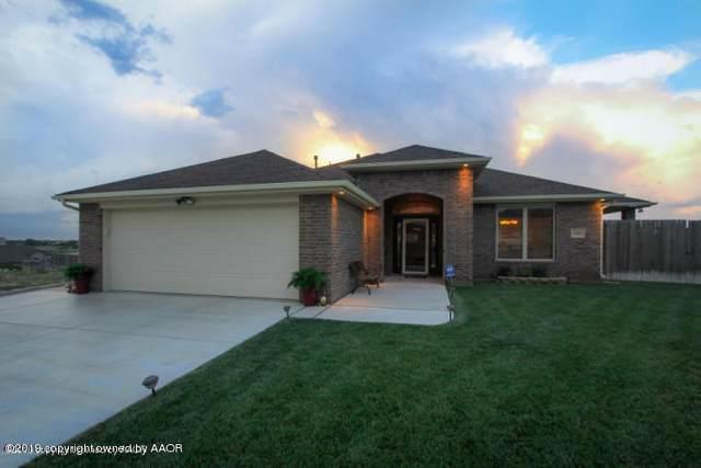 1301 Montcrest Way, Amarillo, TX 79124 (#20-1021) :: Keller Williams Realty