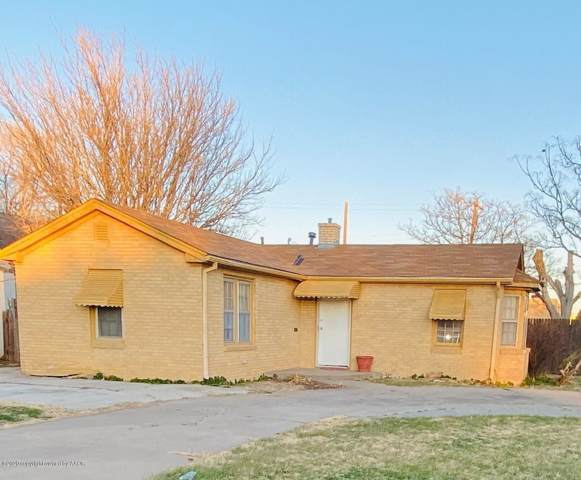 929 Bowie St, Amarillo, TX 79102 (#20-103) :: Lyons Realty