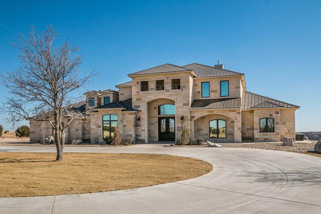 14150 Elk Canyon Rd, Amarillo, TX 79118 (#20-1043) :: Keller Williams Realty