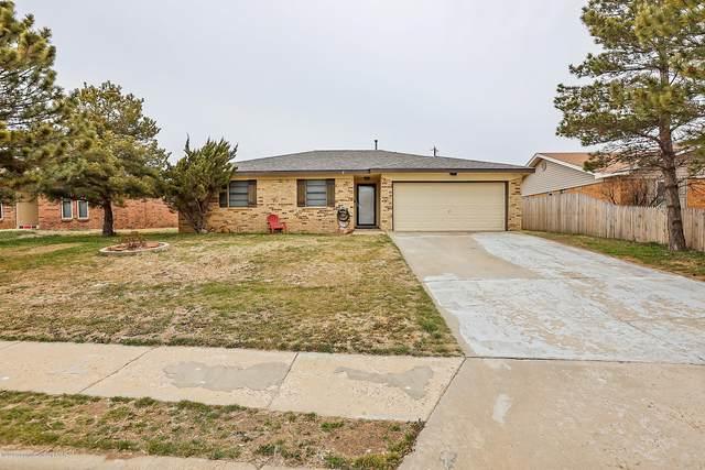 4202 Scotty Dr, Amarillo, TX 79110 (#20-1060) :: Elite Real Estate Group