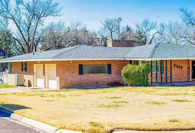 2508 5TH Ave, Canyon, TX 79015 (#20-1061) :: Lyons Realty
