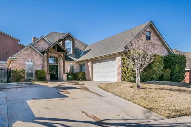 2405 Fringe Tree Pl, Amarillo, TX 79124 (#20-1078) :: Keller Williams Realty