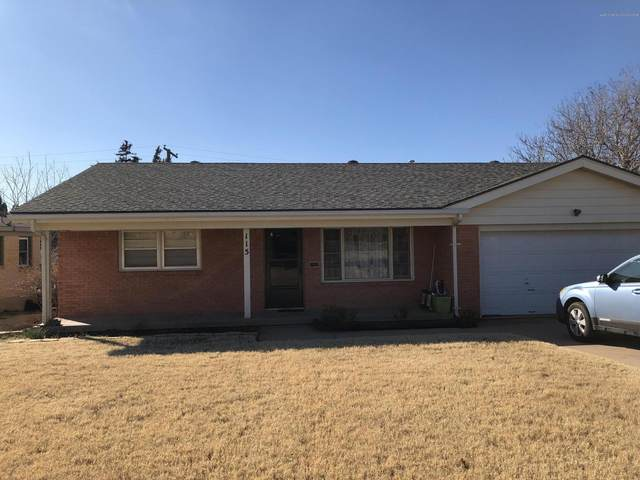 115 Goliad St, Amarillo, TX 79106 (#20-1097) :: Lyons Realty
