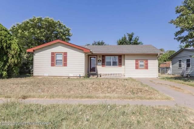 1006 8th St, Canyon, TX 79105 (#20-1138) :: Lyons Realty
