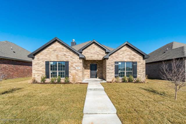 9602 Sydney Dr, Amarillo, TX 79119 (#20-1142) :: Elite Real Estate Group