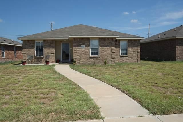 6911 Apollo Tr, Amarillo, TX 79118 (#20-1156) :: Keller Williams Realty