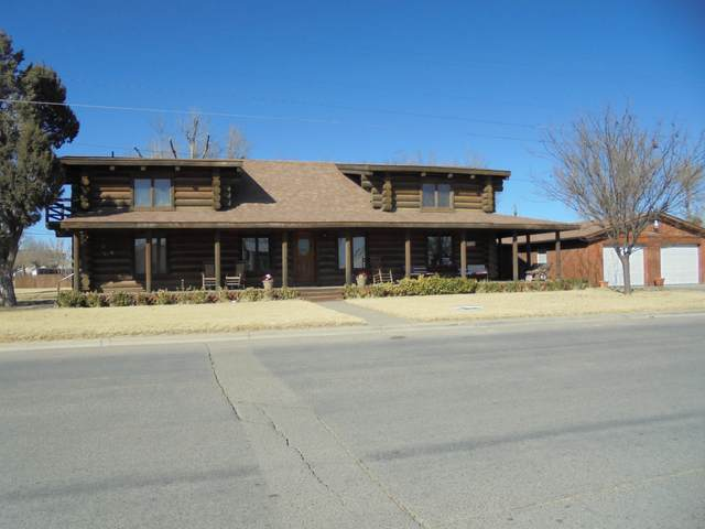 21 S Date, Perryton, TX 79070 (#20-1157) :: Lyons Realty