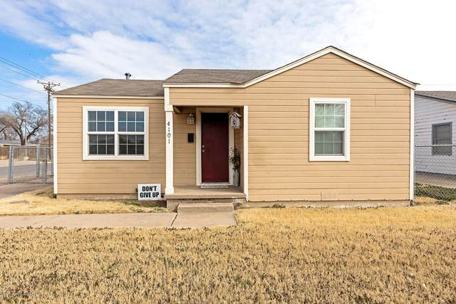 4101 Washington St, Amarillo, TX 79110 (#20-1187) :: Lyons Realty