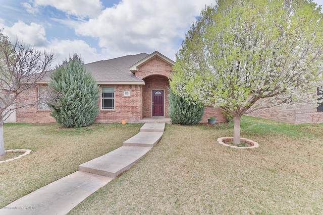 3504 Bismarck Ave, Amarillo, TX 79118 (#20-1197) :: Live Simply Real Estate Group