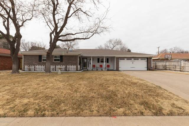 3618 Wayne St, Amarillo, TX 79109 (#20-1201) :: Keller Williams Realty