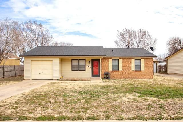 5207 Travis St, Amarillo, TX 79110 (#20-1246) :: Keller Williams Realty