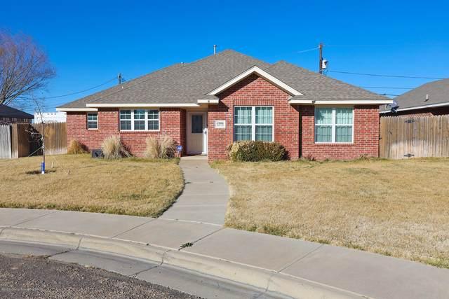 5906 Milam St, Amarillo, TX 79118 (#20-1293) :: Keller Williams Realty