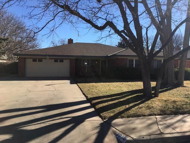 3919 Puckett Dr, Amarillo, TX 79109 (#20-130) :: Keller Williams Realty