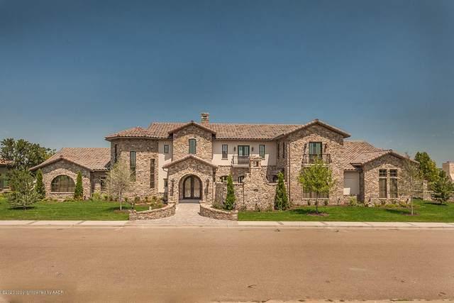14 Carnoustie Ln, Amarillo, TX 79106 (#20-1319) :: Lyons Realty