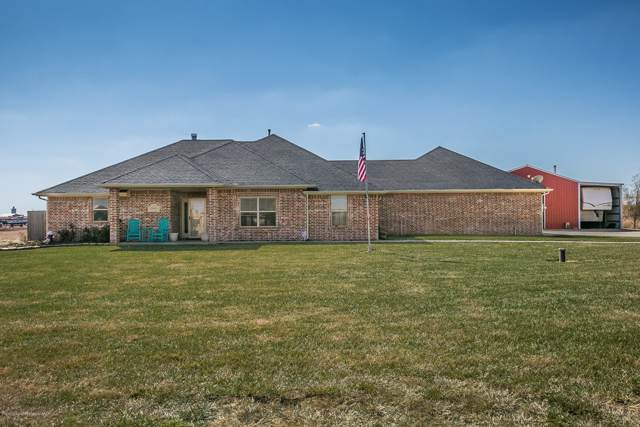 19815 Wind River Dr, Amarillo, TX 79124 (#20-134) :: Lyons Realty