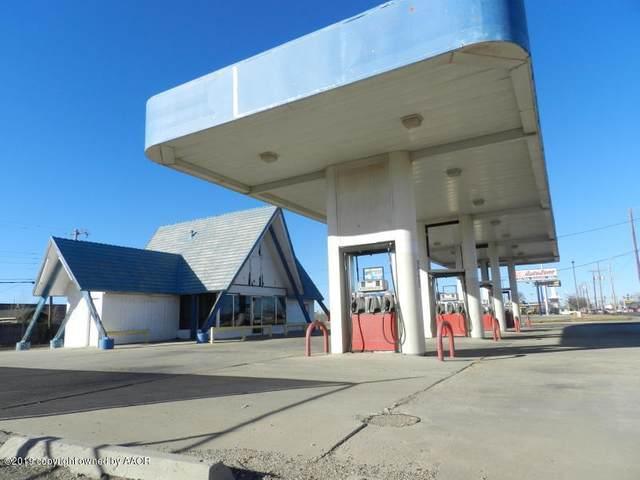 2100 Grand St, Amarillo, TX 79103 (#20-1345) :: Keller Williams Realty