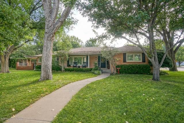 2215 Parker St, Amarillo, TX 79109 (#20-1359) :: Lyons Realty