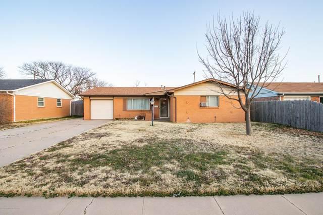 5113 Susan Dr, Amarillo, TX 79110 (#20-1382) :: Lyons Realty