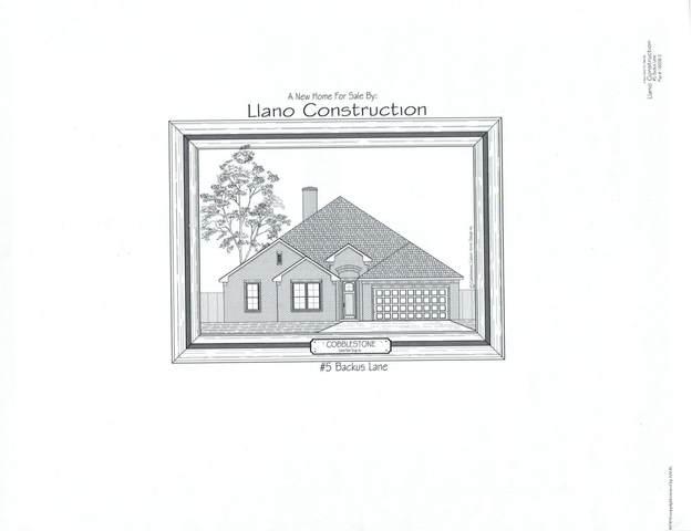 5 Backus Lane, Canyon, TX 79015 (#20-1384) :: Lyons Realty