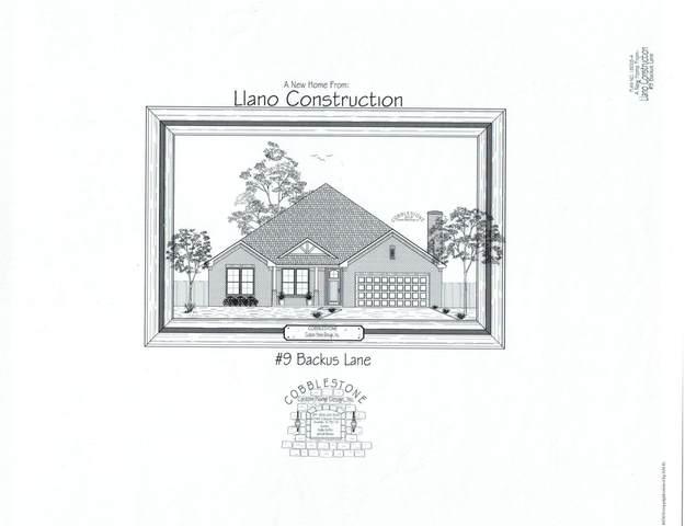 9 Backus Ln, Canyon, TX 79015 (#20-1385) :: Lyons Realty