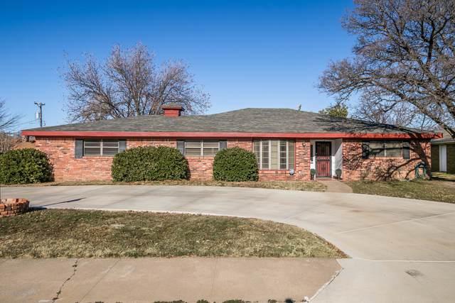 7110 Elmhurst Rd, Amarillo, TX 79106 (#20-140) :: Keller Williams Realty