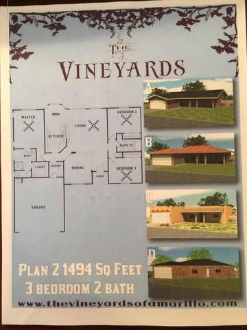 1007 Syrah Blvd, Amarillo, TX 79124 (#20-1414) :: Lyons Realty