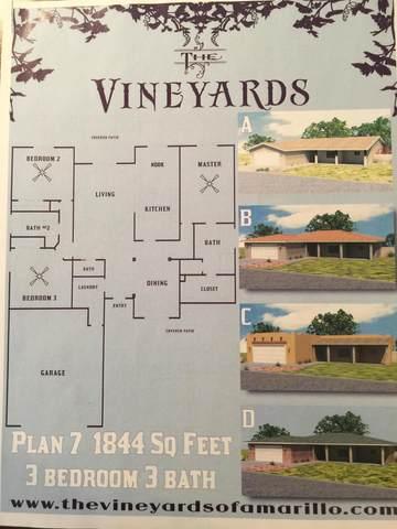 1009 Syrah Blvd, Amarillo, TX 79124 (#20-1417) :: Lyons Realty
