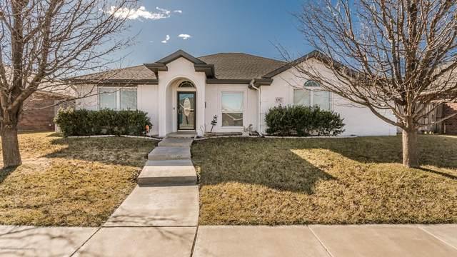 1417 59TH Ave, Amarillo, TX 78118 (#20-1434) :: Keller Williams Realty