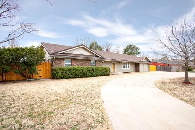 3801 Puckett Dr, Amarillo, TX 79109 (#20-1481) :: Keller Williams Realty