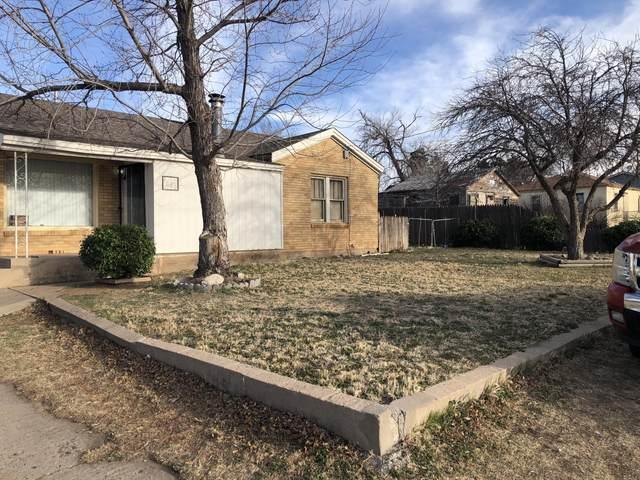 4050 Rose Dr, Amarillo, TX 79108 (#20-1502) :: Elite Real Estate Group