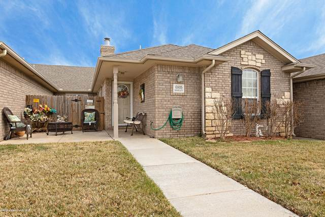 6805 Mosley St, Amarillo, TX 79119 (#20-1547) :: Live Simply Real Estate Group