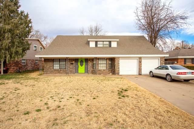6216 Hanson Rd, Amarillo, TX 79106 (#20-1548) :: Keller Williams Realty