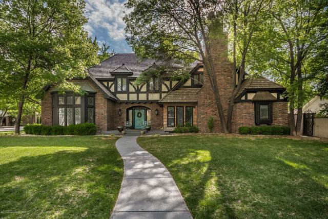 2801 Hayden St, Amarillo, TX 79109 (#20-1589) :: Lyons Realty