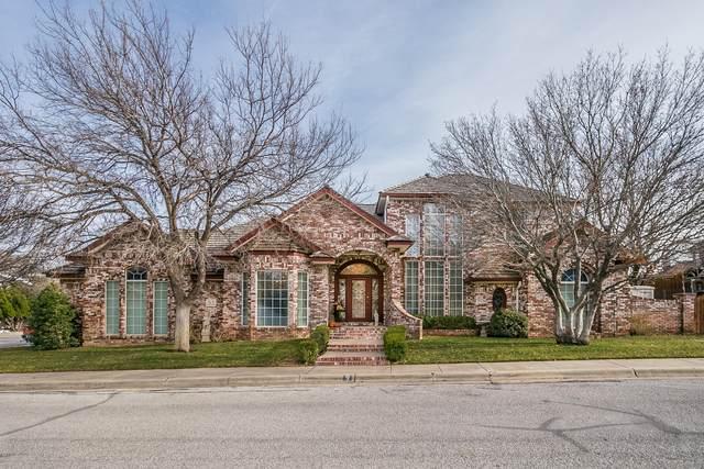 9 Hogan Dr, Amarillo, TX 79124 (#20-1650) :: Lyons Realty