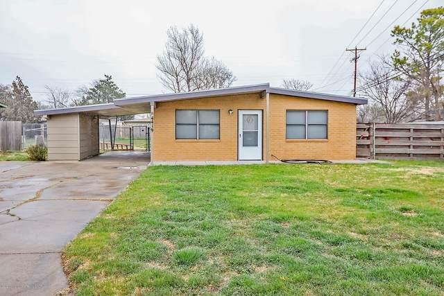 4419 Ong St, Amarillo, TX 79110 (#20-1735) :: Elite Real Estate Group