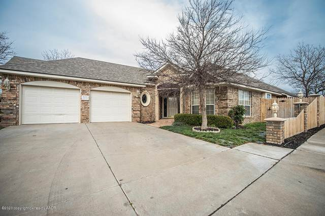 6205 Candletree Ct, Amarillo, TX 79119 (#20-1826) :: Live Simply Real Estate Group