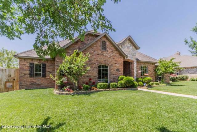 7713 Pineridge Dr, Amarillo, TX 79119 (#20-185) :: Keller Williams Realty