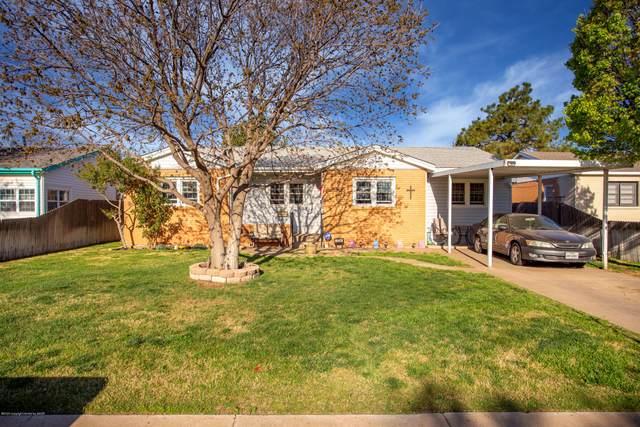 2724 Roosevelt St, Amarillo, TX 79103 (#20-1864) :: Lyons Realty