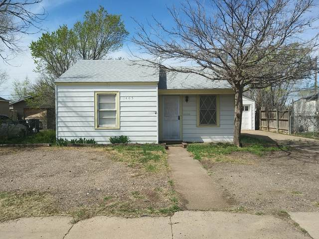 1405 Roosevelt St, Amarillo, TX 79107 (#20-1868) :: Elite Real Estate Group