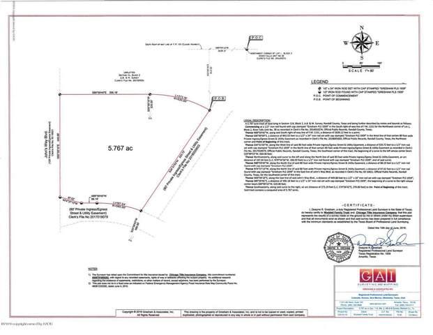 11501 Johns Way Blvd, Amarillo, TX 79118 (#20-1878) :: Lyons Realty