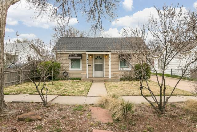 1407 Hughes St, Amarillo, TX 79102 (#20-1959) :: Live Simply Real Estate Group