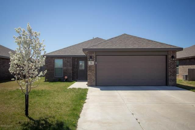 706 Elgin St, Amarillo, TX 79118 (#20-2068) :: Keller Williams Realty