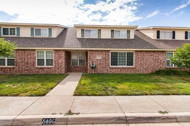 5406 Somerset Dr, Amarillo, TX 79109 (#20-2078) :: Keller Williams Realty